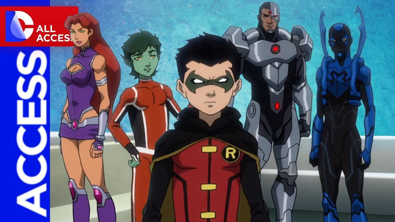 Download Inside Justice League vs. Teen Titans + Wonder Woman: Earth One