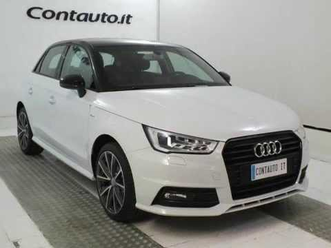 audi a1 sportback 1 4 tdi s tronic sport visionpack youtube. Black Bedroom Furniture Sets. Home Design Ideas