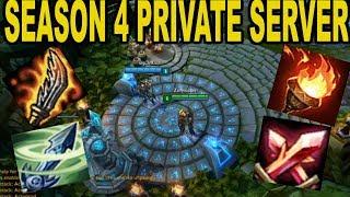 Baixar Private server for season 4! League of Memories gameplay!