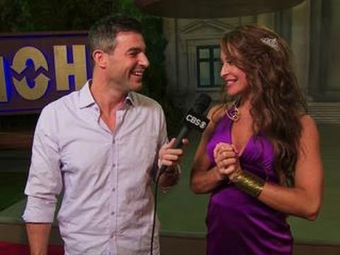 big brother finale backyard interview with elissa youtube