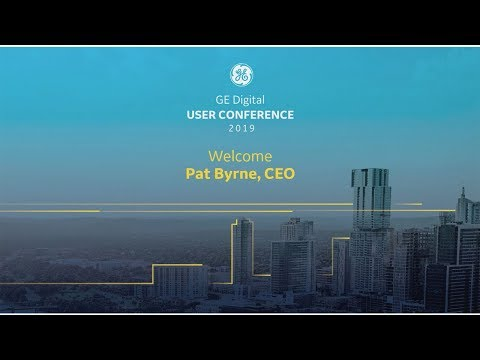 Where Industry and Innovation Meet: Pat Byrne CEO Keynote