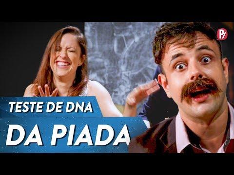TESTE DE DNA DA PIADA | PARAFERNALHA thumbnail