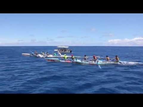 NAC and Paddling Connection  training before Hawaiki Nui Va