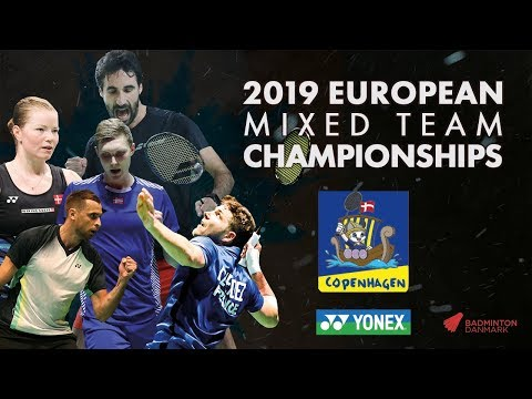 France vs Spain - Group Stage - 2019 European Mixed Team C'ships
