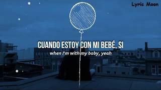 Ed Sheeran & Justin Bieber - I Don't Care (Lyrics) (Letra en inglés y español)