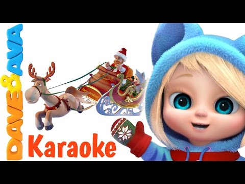 🐑 Baa Baa Black Sheep - Karaoke! | Nursery Rhymes Collection from Dave and Ava Baby Songs 🐑