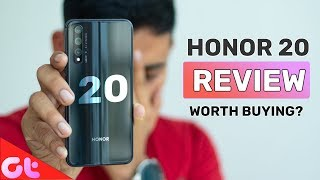 Honor 20 Full Review with Pros and Cons   Worth Buying Now?   GT Hindi