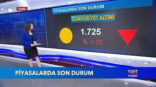 Dolar ve Euro Kuru Bugün Ne Kadar Altın Fiyatları, Döviz Kurları - 1 - Temmuz 2019
