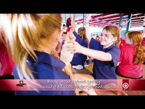 First Aid Schools Program