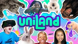 Welcome to UniLand   Channel Trailer