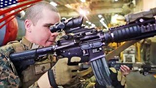 【リロード!】自動小銃のスピード・リロード(弾倉高速再装填)訓練・M4カービン & AK-47
