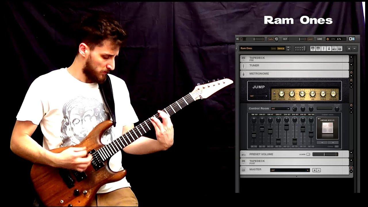 Guitar Rig 5 Pro - Alternative Presets