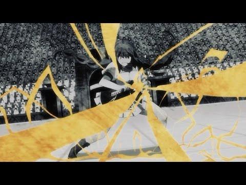 Rakudai Kishi no Cavalry - Ikki Kurogane vs Tohka Todo FINAL (Full fight HD eng sub)