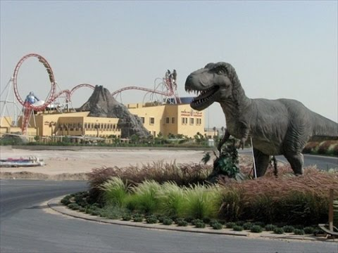 Dubai Land the theme park , 7 Wonders of Dubai tourism