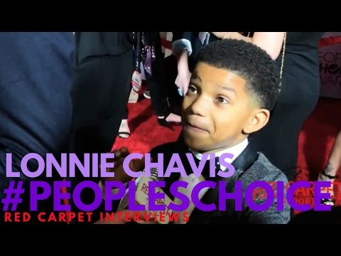 Lonnie Chavis #ThisIsUs interviewed at the 43rd Annual People