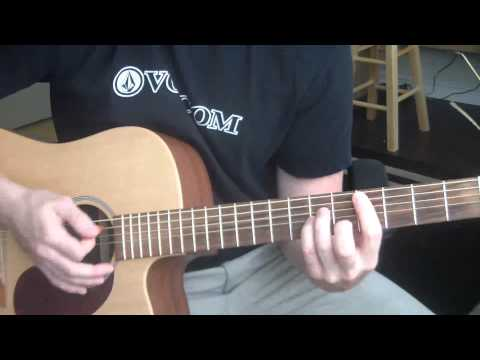 Coldplay In My Place Guitar Lesson ( Chords, Struming Pattern, Lead Guitar Part, Etc.)