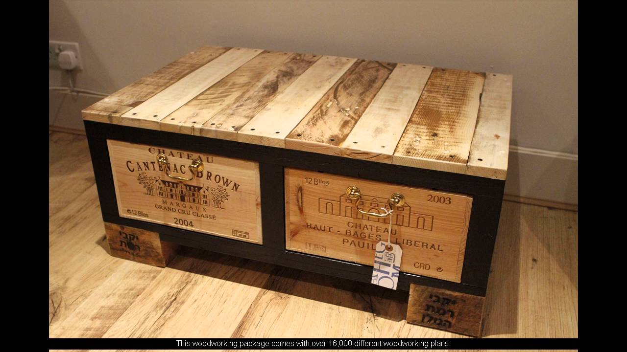 Woodworking Projects Plans Youtube