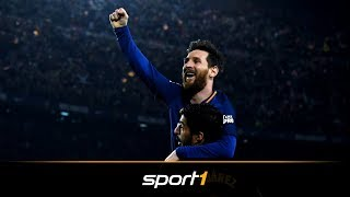 Folgt Messi Cristiano Ronaldo nach Italien? | SPORT1 - TRANSFERMARKT