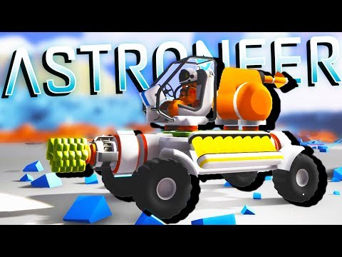 UNLOCKING the WINCH TRUCK and TOWING Trailers! - Astroneer Gameplay