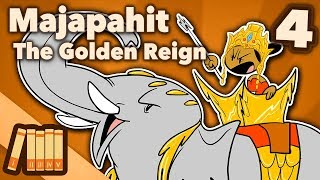 Kingdom of Majapahit - The Golden Reign - Extra History - #4
