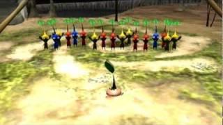 Pikmin - Bad Ending