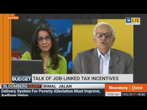 Budget 2018: In Conversation With Bimal Jalan
