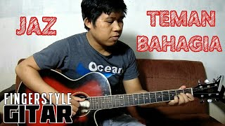 Download Lagu Jaz - Teman Bahagia fingerstyle gitar cover by Rivo lindo Mp3