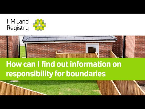 How Can I Find Out Information On Responsibility For Boundaries: Boundaries Part 4