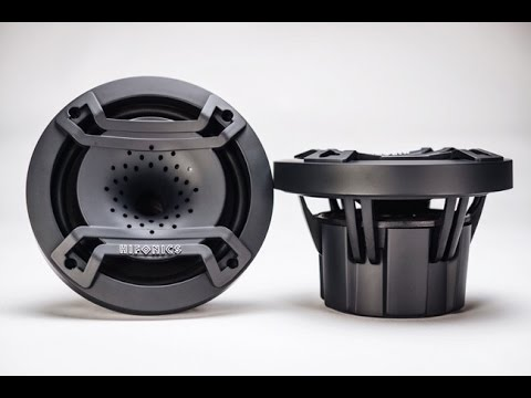 Hifonics TPS-CX65 Point Source UHS Compression Horns Unveiled at SEMA 2016