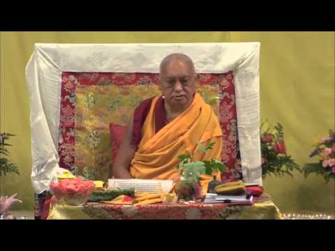 VIDEO 9: Lamrim Lays the Foundation and Protects the Mind