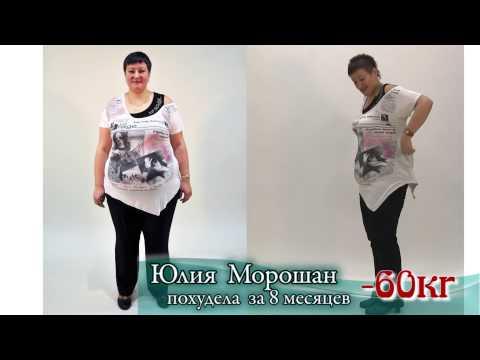 Результаты эффективного похудения. Доктор Борменталь Пенза