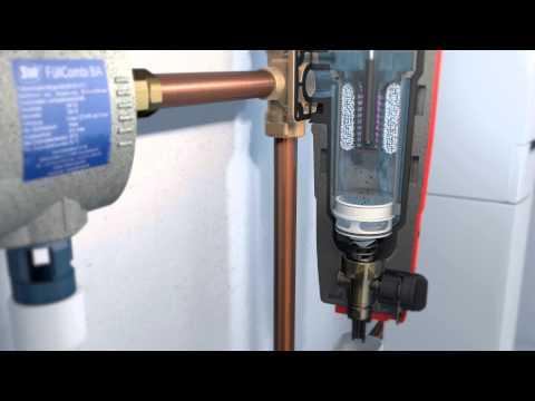 SYR Heizungsfilter HF3415 - englisch