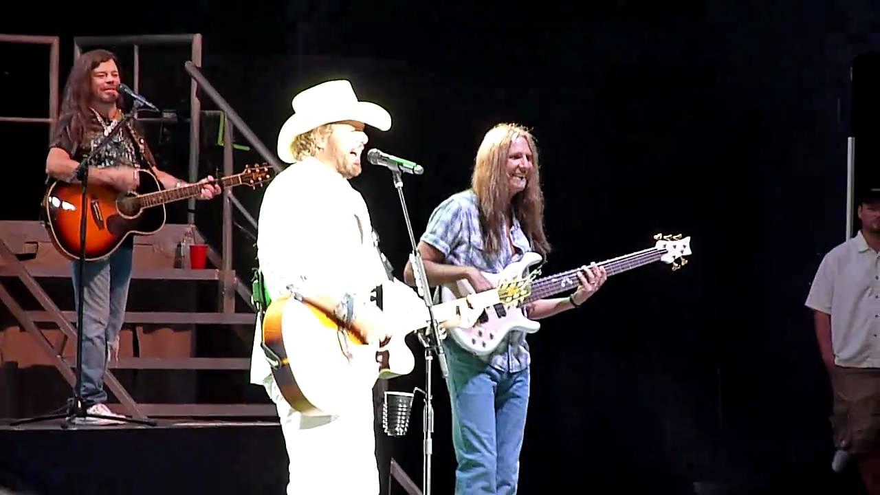 Toby Keith As Good As I Once Was Chords Chordify