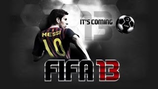 FIFA 13 Gameplay [ PC HD ]
