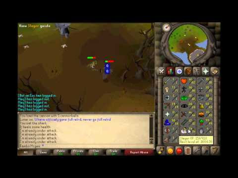 Runescape 2007 obby mauler guide youtube.