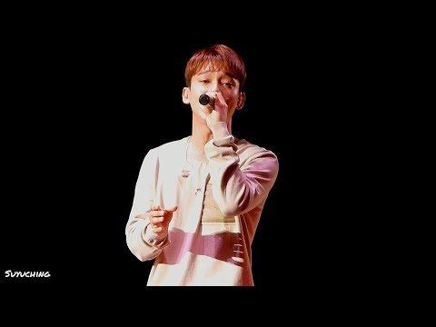 190519 EXO 첸(CHEN) - Everytime  K-Pop Entertaining Music Festival In Taiwan