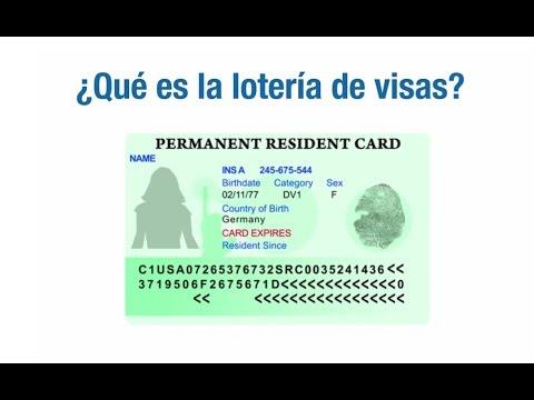 ¿Qué es la lotería de visas y cómo aplicar en Ecuador?
