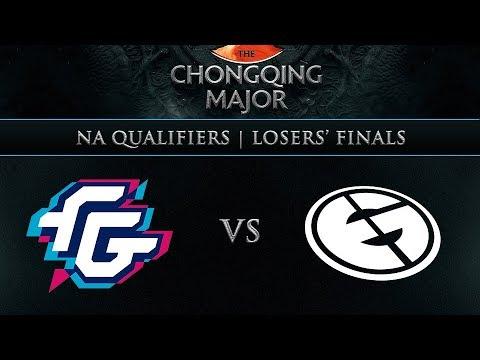 Forward Gaming vs Evil Geniuses Game 1 - Chongqing Major NA Qual: Losers' Finals - Grant, Cap, Blitz