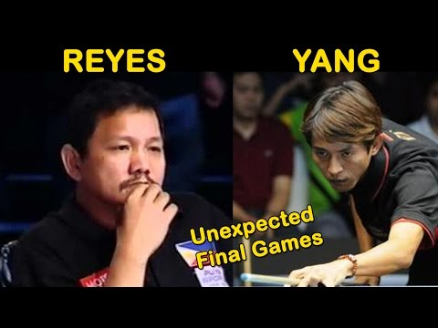 Reyes vs Yang - 2004 - Unexpected Magic End
