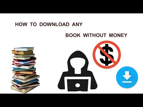 How To Free Download Any Book Online | M42 TECH