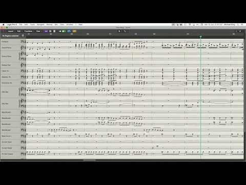 Time Warp - Music Score