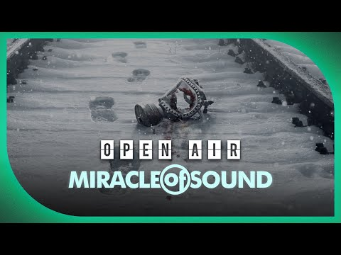 METRO EXODUS SONG: Open Air by Miracle Of Sound (Epic Rock/Metal)