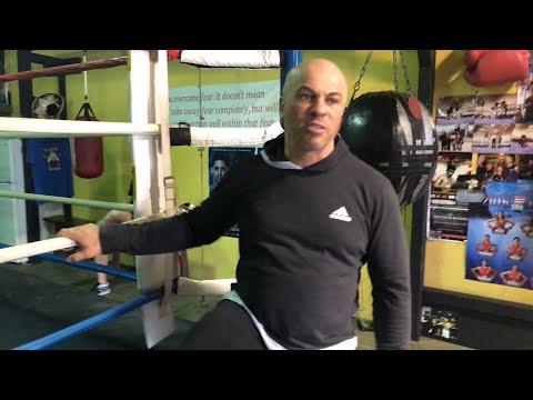Boxing Star David Kaminsky on Lomachenko vs Linares