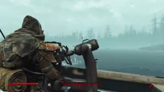 Fallout 4 Far Harbor DLC The Red Death Hardest Boss Fight Spoiler