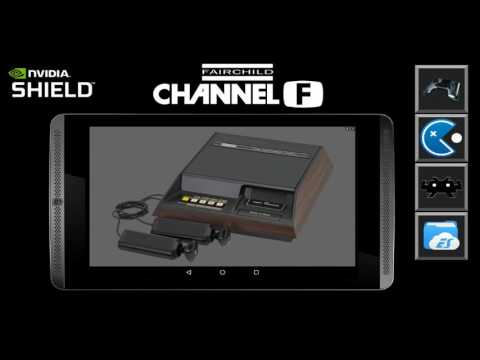 Fairchild Channel F - Gamesome Frontend/Retroarch on Android all Games (download)