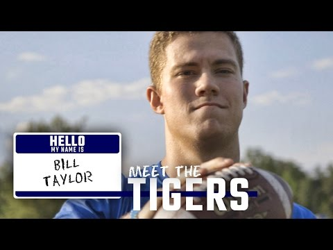 Meet the Tigers: Bill Taylor, America