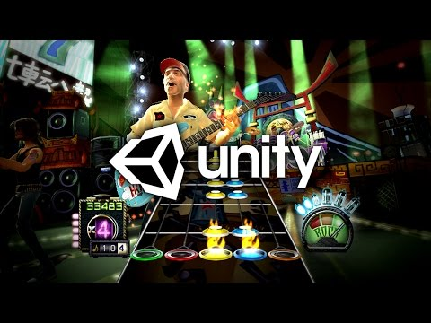 Create Guitar Hero in Unity Easily(ChartLoader)