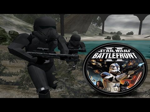 Star Wars Battlefront II ROGUE ONE MOD - Death Trooper Skin Changer Mod