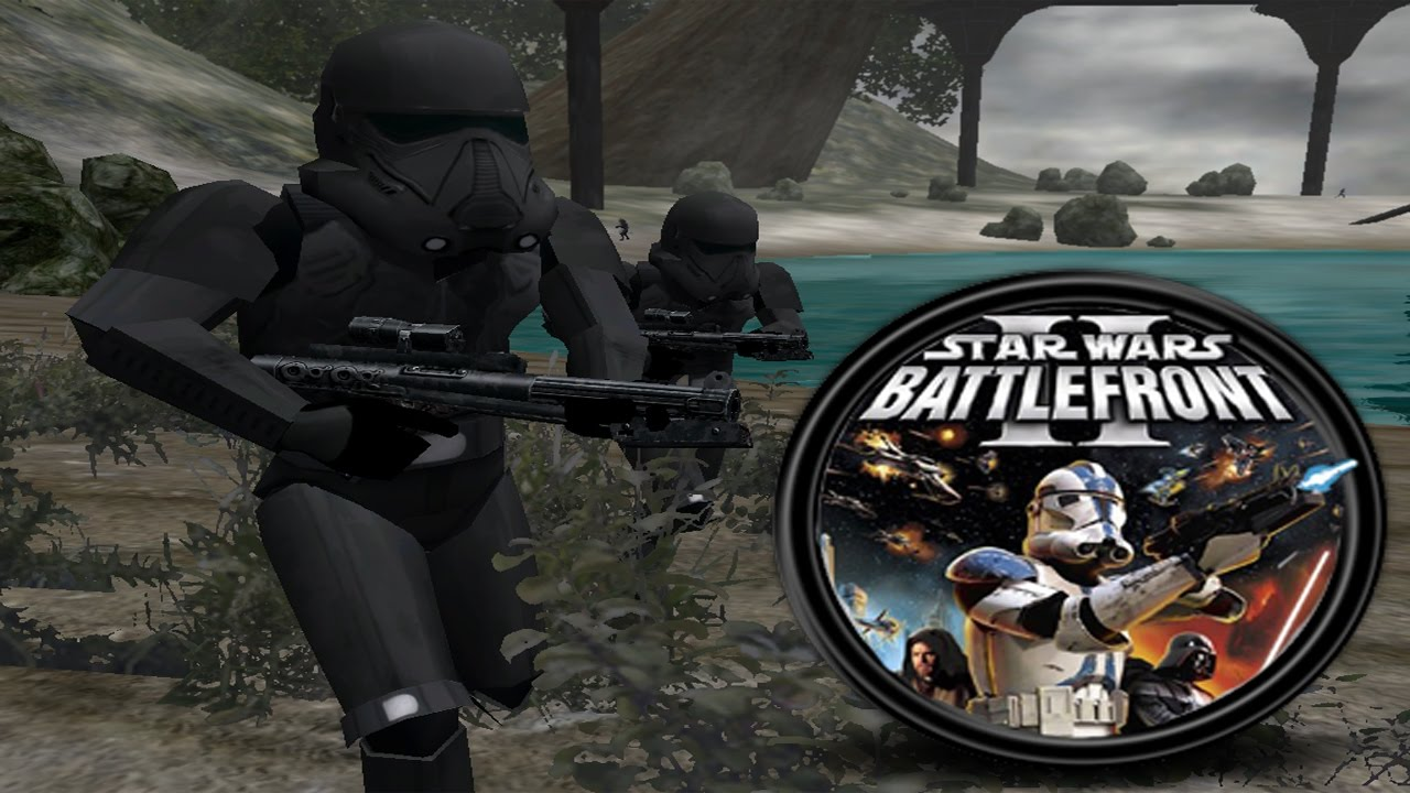 Star Wars Battlefront II ROGUE ONE MOD