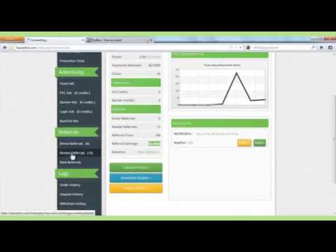 Earn Money With Buxvertise 5$ Per Click 2015